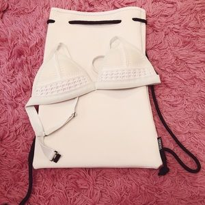Triangl Bikini Top and Bag Bundle